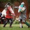 walki rycerskie jako atrakcja na wesele