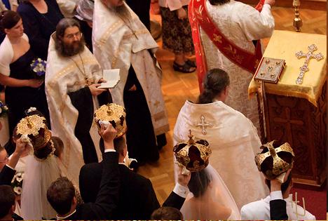 Wesele prawosławne z barmanami. Czy wygląda to inaczej?