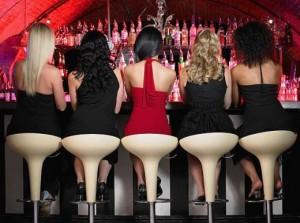 wieczór panieński z barmanem