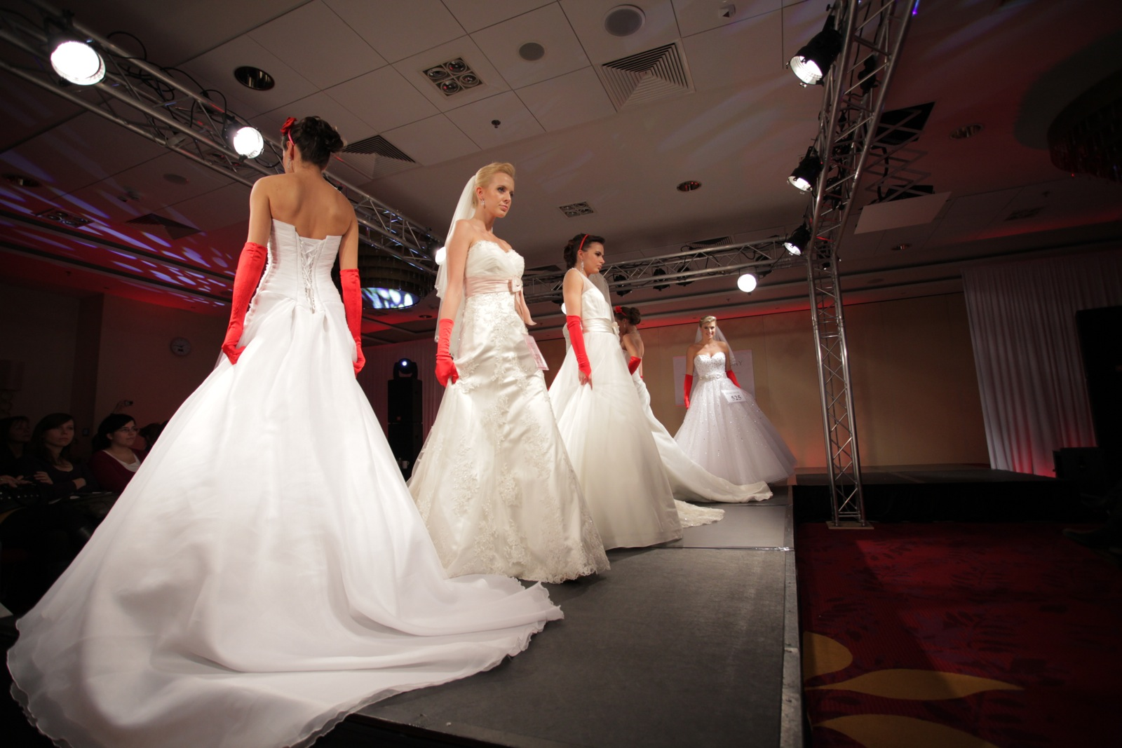 Open Bridal Day w hotelu Marriott – relacja