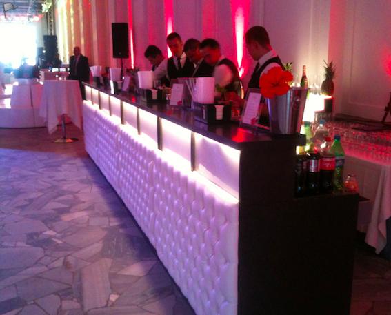 obsluga barmanska na imprezie rafaello