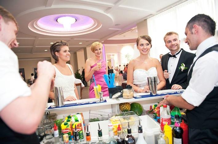 Weselny Drink Bar – Trafiona Inwestycja