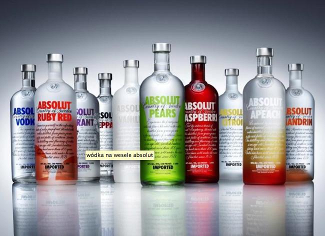 Wódka Na Wesele: Ceny