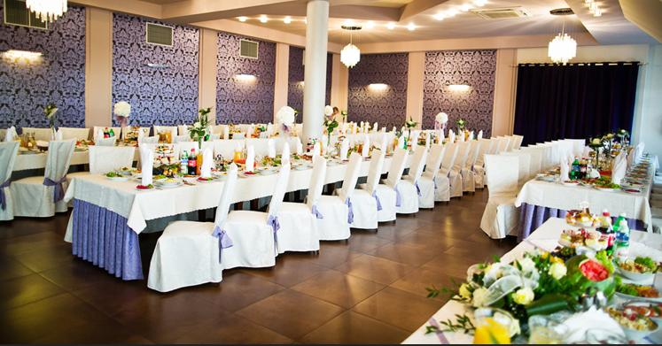 Dom weselny Astoria – wspaniała zabawa w nowoczesnym wnętrzu