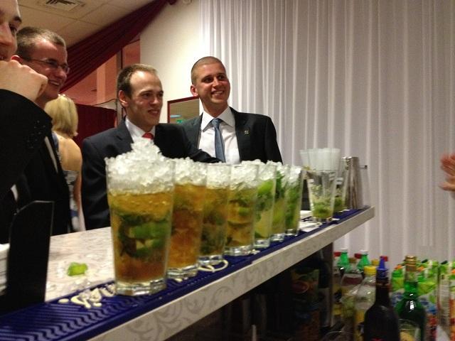 barman na impreze