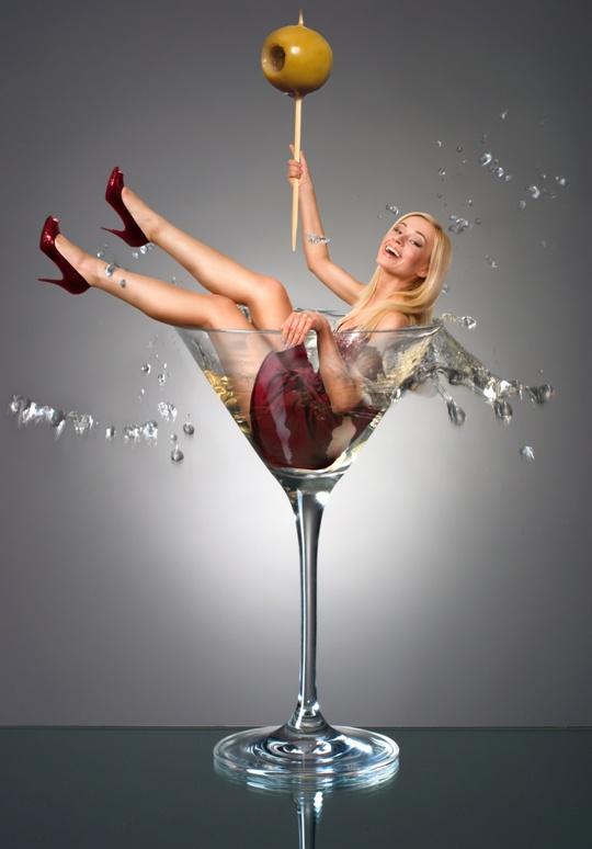 Przepis na drinka - dzień kobiet