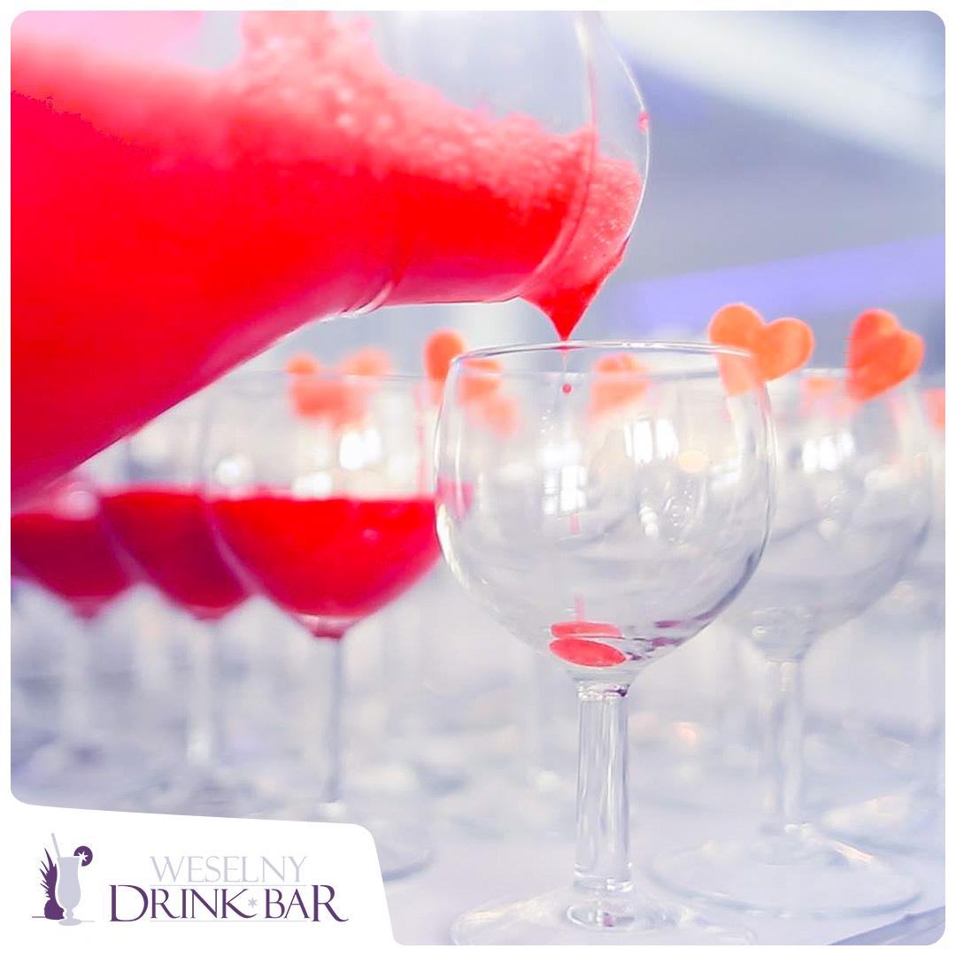 Welcome Drink – na dobry początek wspaniałego wesela!